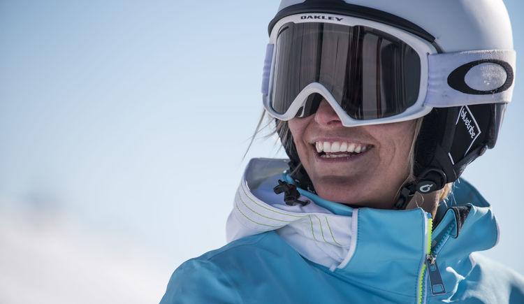 Skifahren in Oberösterreich. (© Oberösterreich Tourismus GmbH/David Lugmayr:)