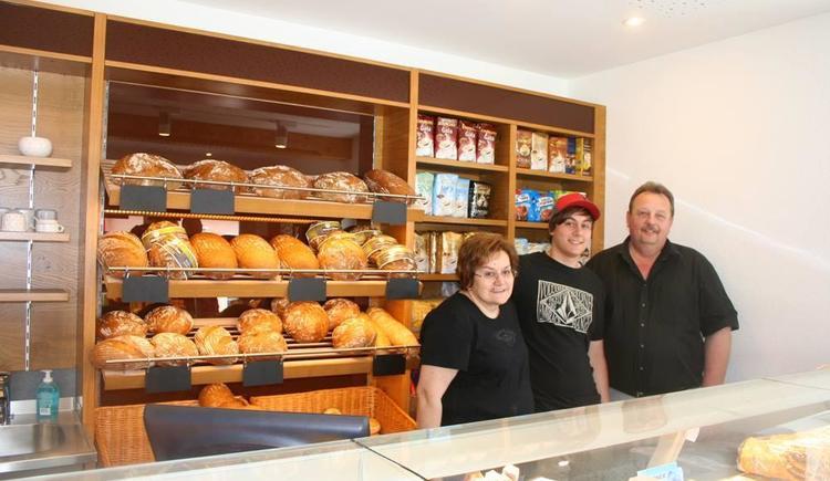 Bäckerei-Café Wögerbauer - unser Team (© Privat)