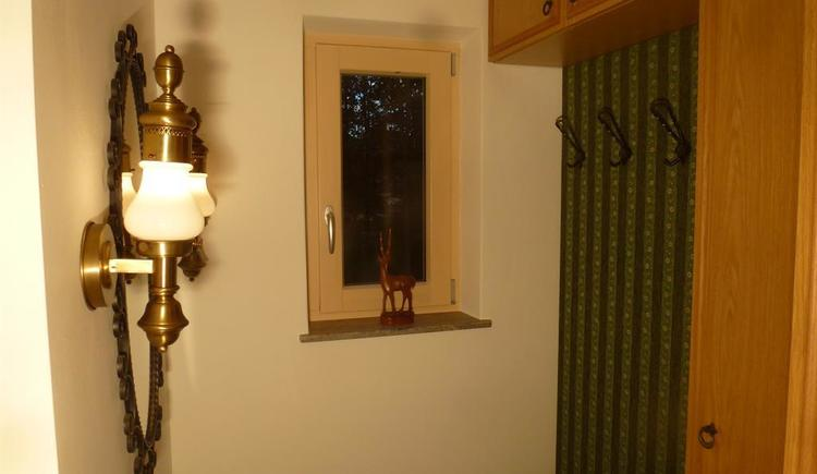 Garderobe_P1040317 (© Apartment Heidelinde)