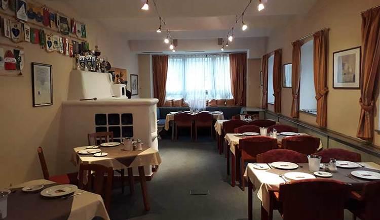 Frühstücksraum im Hotel Das Rössl in Windischgarsten (© Lettner)