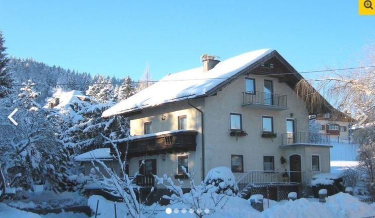 Haus Rosenlechner Winter