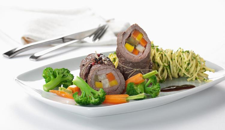 Rindsroulade (© s'Kulinarium)