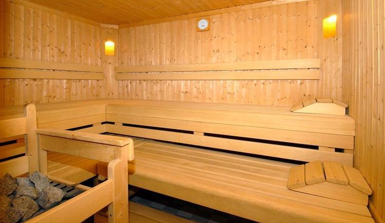 Sauna (© Land OÖ/Kosina)