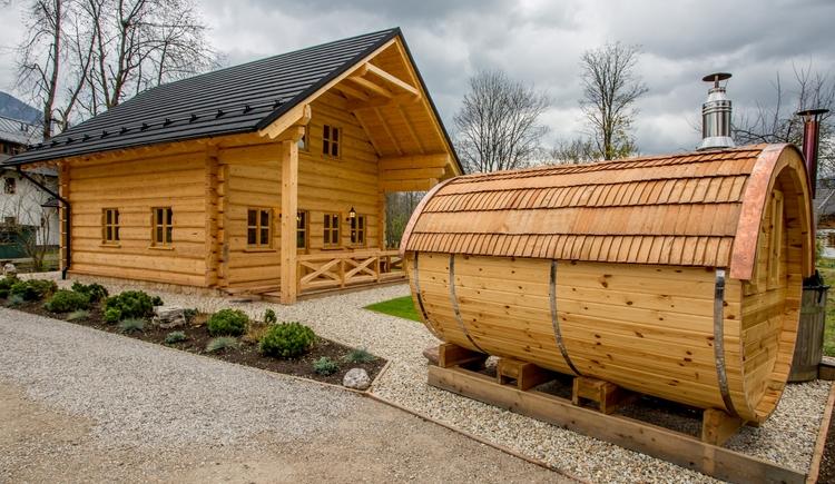 Primushäusl Chalet mit Sauna