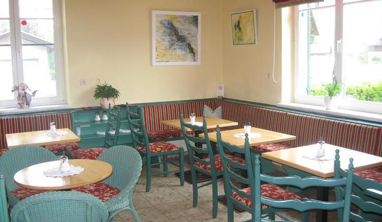 Gemütliche Café in Faistenau (© Bäckerei Ederbrot)