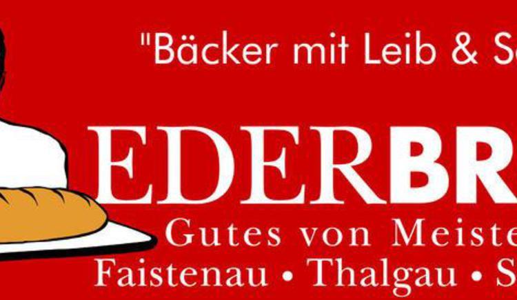 Logo Bäckerei Eder - Faistenau (© Bäckerei Ederbrot)