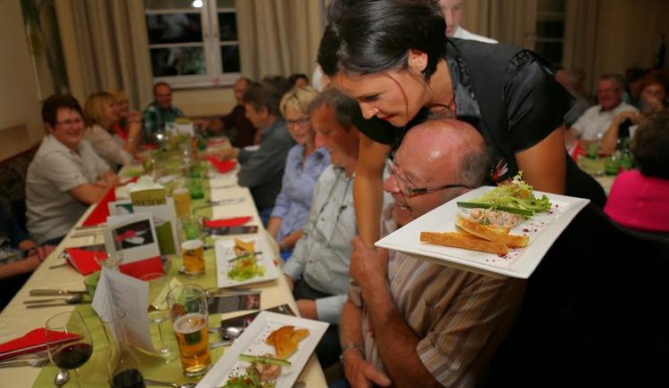 WÖGERERs Wirtshaus, ProntoPronto Dinner Show