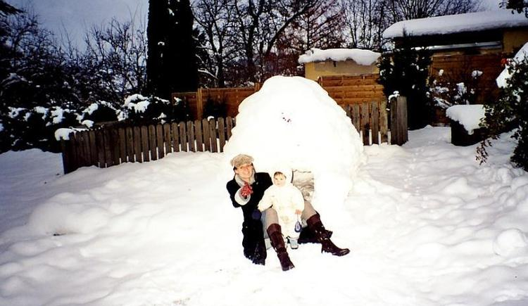 Spaß im Schnee (© Privat)
