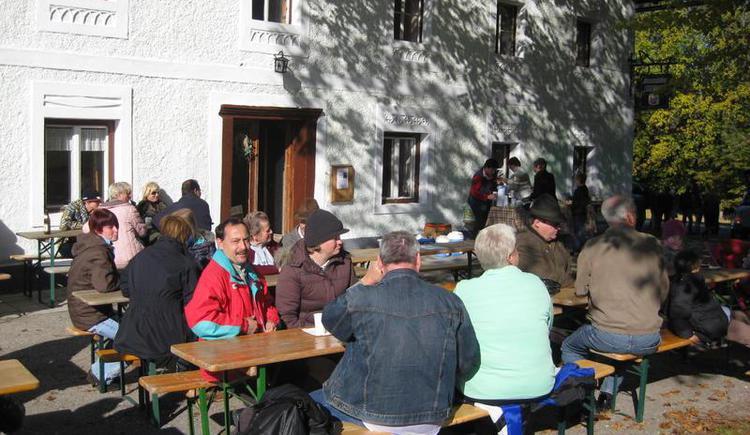 Jausenstation Ebnerwirt - Faistenau (© Tourismusverband Faistenau)