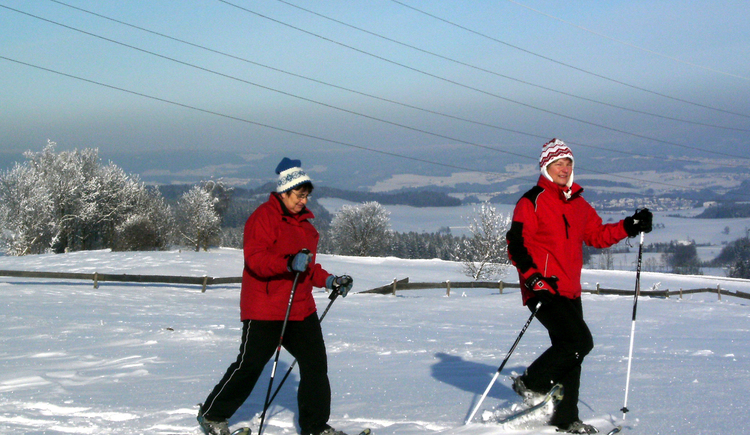 Schneeschuhwandern (© TV Pfarrkirchen)