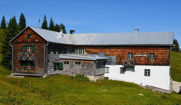 Sepp Huber Hütte (© Sepp Huber Hütte)