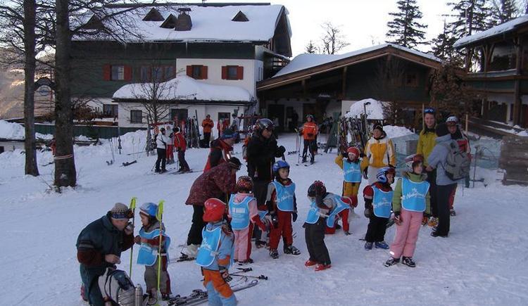 Hochberghaus Winter