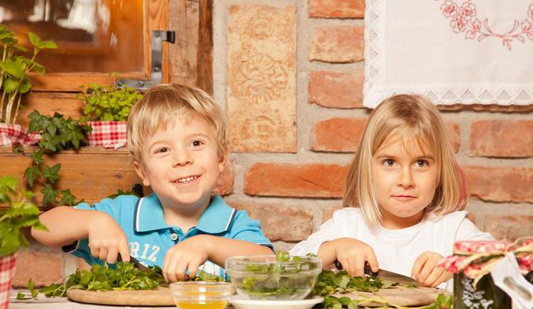 Via Culinaria 4 kids - Alm Pesto