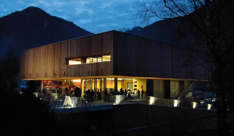 Hinterstoder: Höss Halle