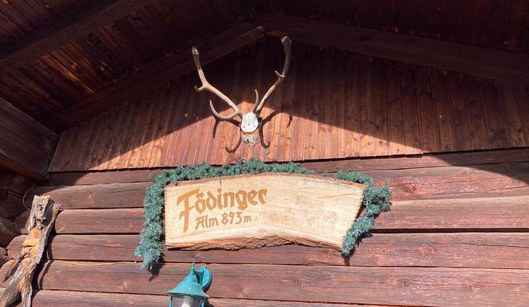 Födinger Alm. (© Martina Riedl)