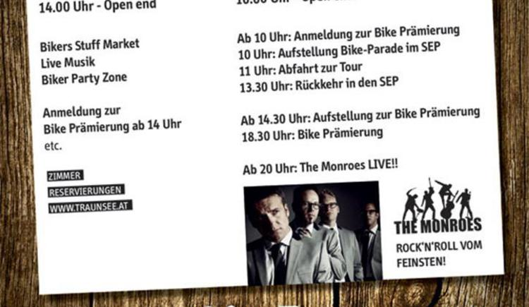 Bike Days 2016 Programm