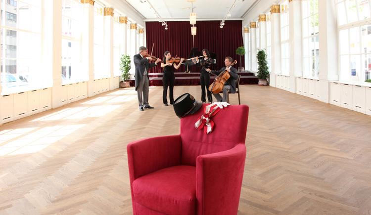 Kultur mit Sisi & Franz (© Tourismusverband Bad Ischol)