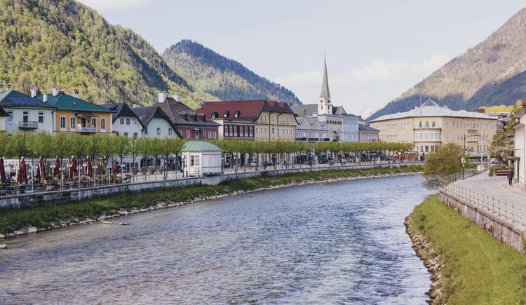 Blick auf die Esplanade. (© www.badischl.at, Leitner Daniel)