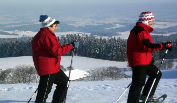 Schneeschuhe (© TV Pfarrkirchen)