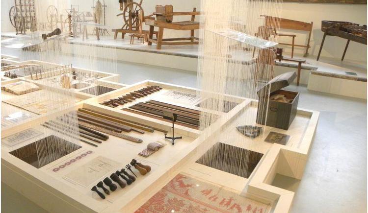 Werkzeuge (© Textiles Zentrum Haslach)