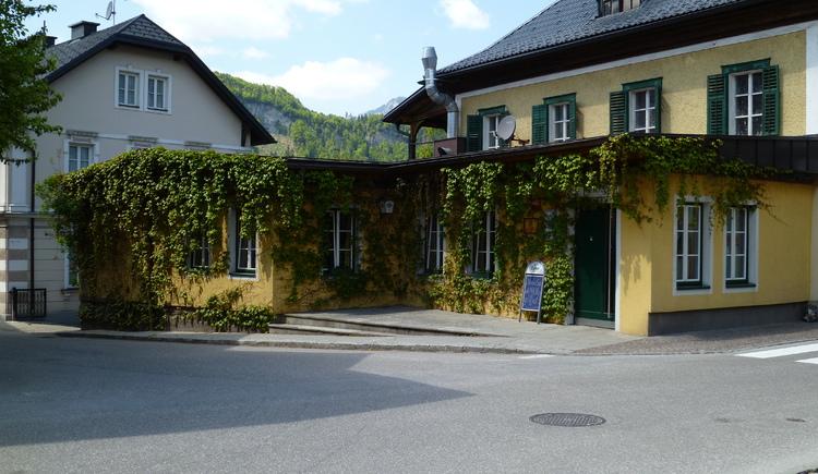 Die Cheers Bar befindet sich im Herzen von Bad Goisern. (© Ferienregion Dachstein Salzkammergut)