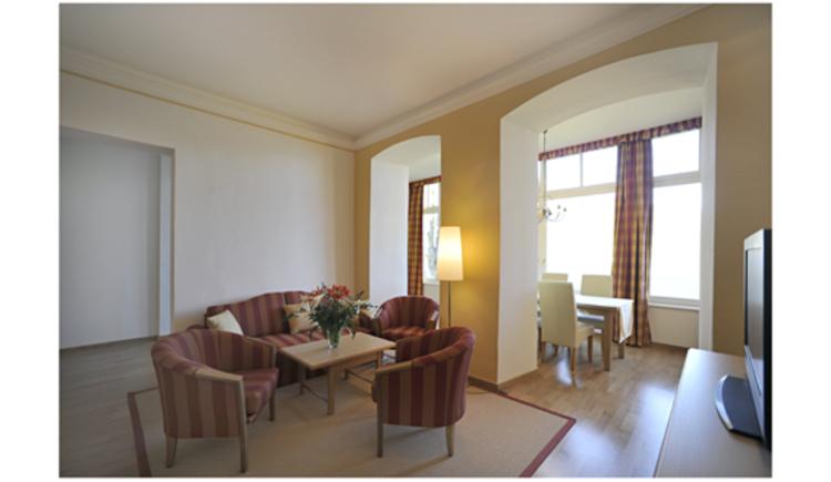 Wohnzimmer Wohnung Clematis