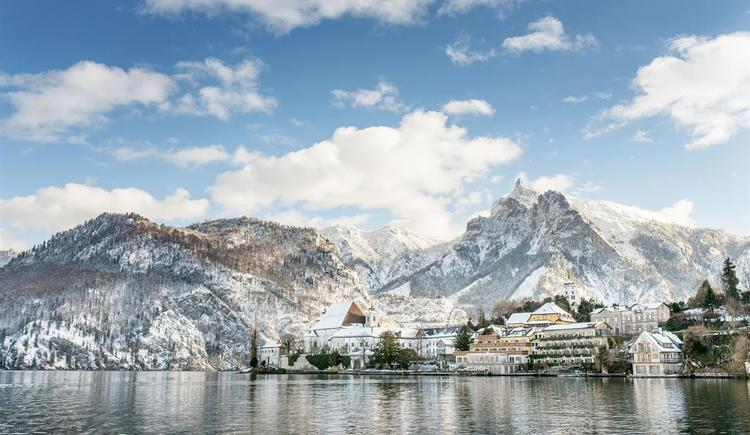 Seehotel Das Traunsee im Winter (© (c) www.dastraunsee.at)