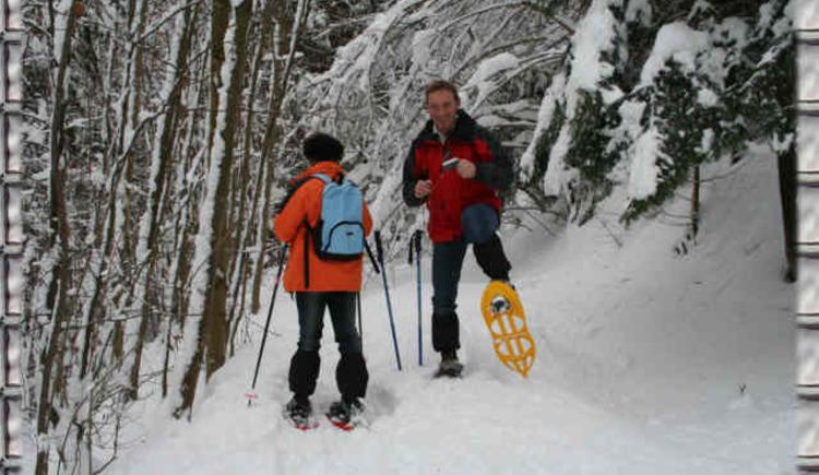 Winter am Campingplatz Pfaffenlehen