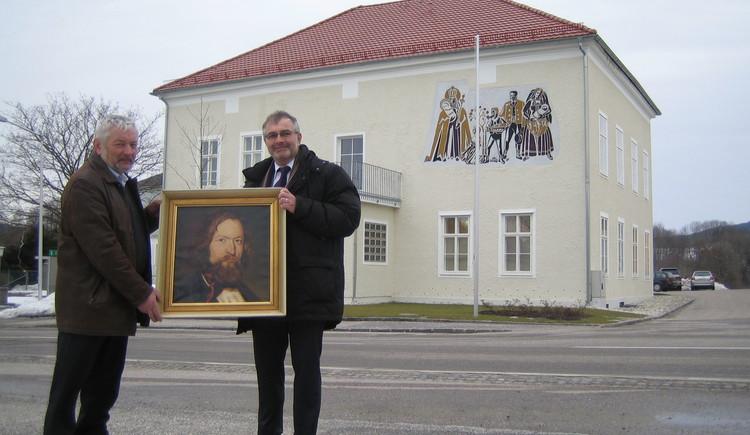 Stelzhamermuseum Pramet. (© Gemeinde Pramet)
