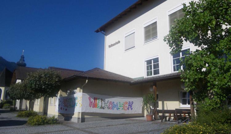 Volksschule Unterach am Attersee