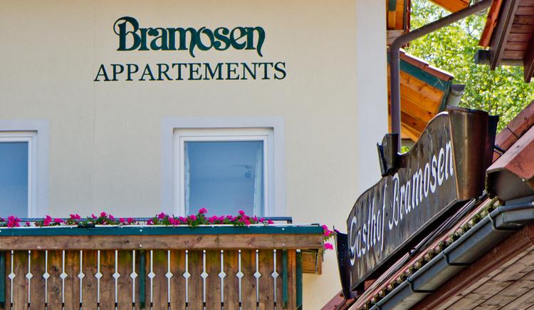 Hotel Bramosen Appartementhaus (© Hotel Bramosen)