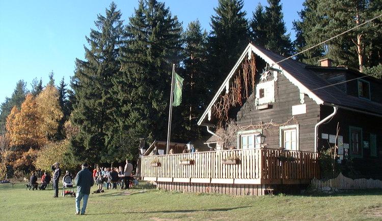 Braunberghütte (© Braunberghütte Alpenverein)