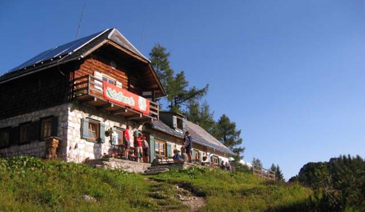 Hochkogelhaus (© Naturfreunde Ebensee)