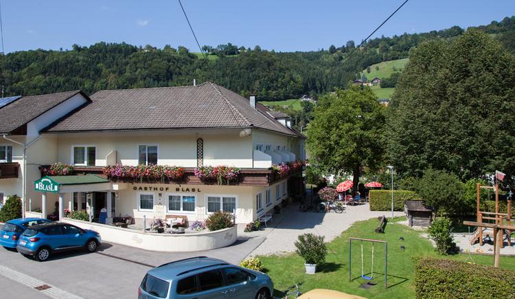 Familien-Gasthof Blasl - Losenstein (© TV Nationalpark Region Ennstal/Melanie Eichenauer)