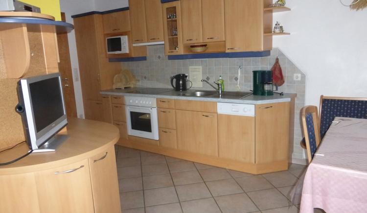 Wohnküche Überblick