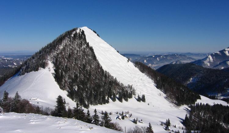 Mountain Faistenauer Schafberg (© Tourismusverband Faistenau)