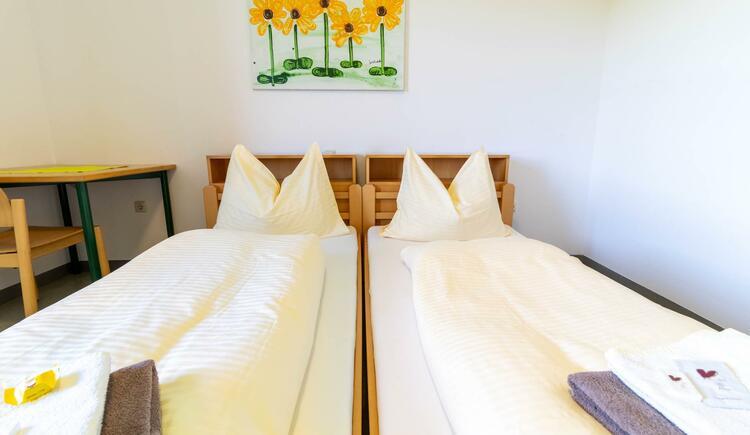 Zweibettzimmer 205