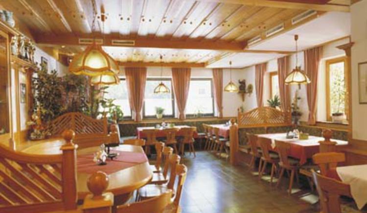Stüberl Gasthof Silbermair in St. Konrad im Almtal