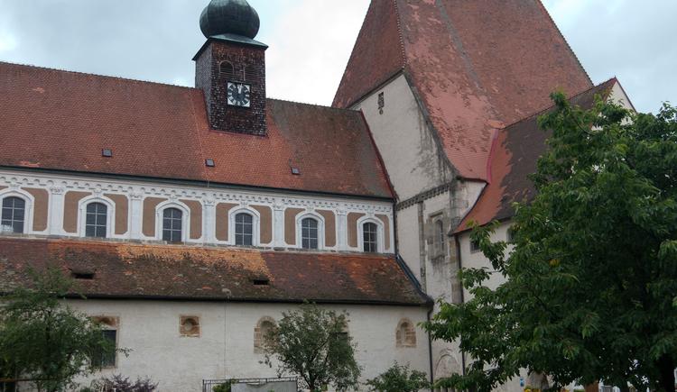 Stift Baumgartenberg
