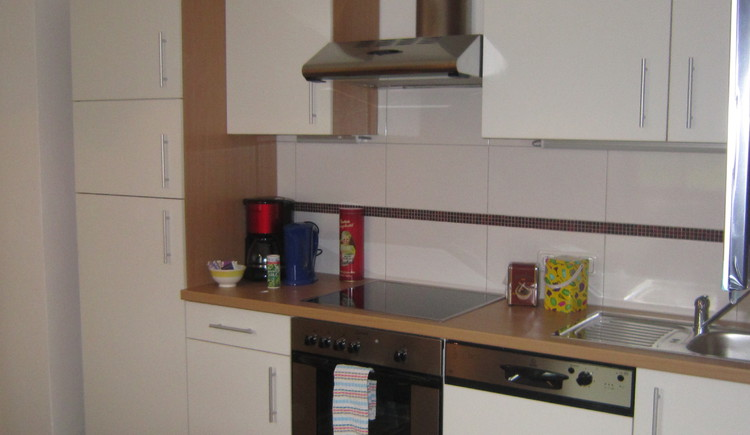 Küche. (© Haus Bellevue)