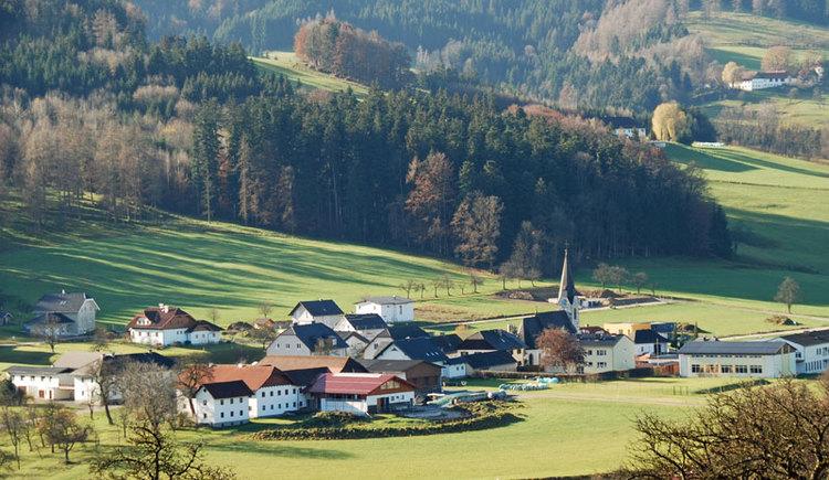St. Konrad im Almtal. (© Foto by Rudolf Weinzierler)