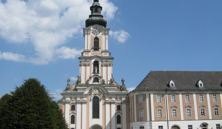 Stiftskirche Wilhering (© Marktgemeinde Wilhering)