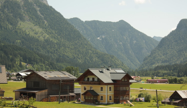 "The Haus ""Schmiedbauern\"" is the perfect place for a family holiday."