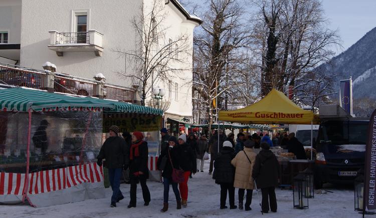 Wochenmarkt (© Tourismusverband Bad Ischl)