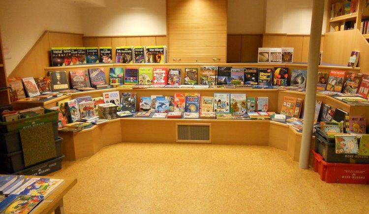 Bücherei - Faistenau (© Öffentliche Bücherei Faistenau)