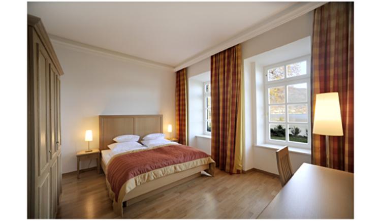 Schlafzimmer 2 Wohnung Clematis