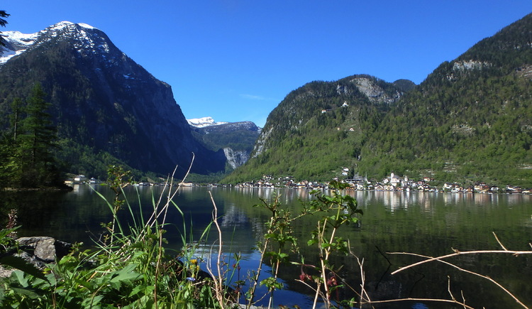 view to Hallstatt