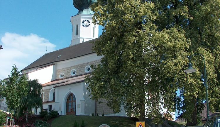 Pfarrkirche Aspach (© www.innviertel-tourismus.at)