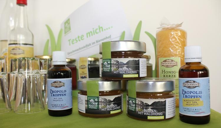 Produkte (© Bienenhof Attersee)