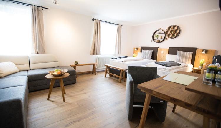 Junior Suite Gasthof Hotel Moserwirt (© www.moserwirt.at)